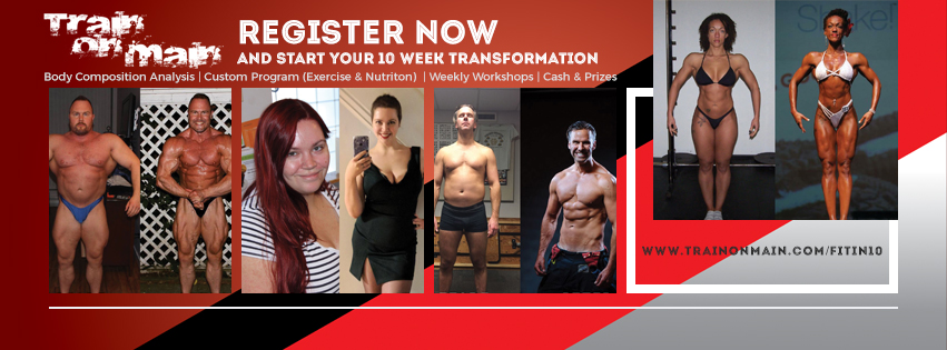 Vancouvers 10 week transformation challenge